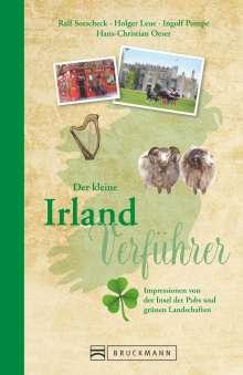 Ralf Sotscheck: Der kleine Irland-Verführer, Buch