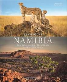 Roland F. Karl: Sehnsucht Namibia, Buch