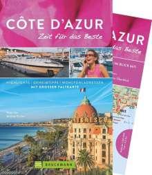 Peter Ott: Côte d'Azur - Zeit für das Beste, Buch