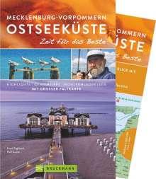 Rolf Goetz: Mecklenburg-Vorpommern Ostseeküste - Zeit für das Beste, Buch