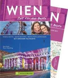 Karin Hanta: Wien - Zeit für das Beste, Buch