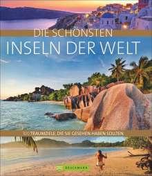 Roland F. Karl: Die schönsten Inseln der Welt, Buch