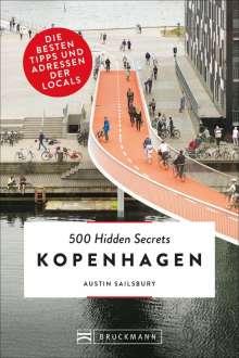 Austin Sailsbury: 500 Hidden Secrets Kopenhagen, Buch