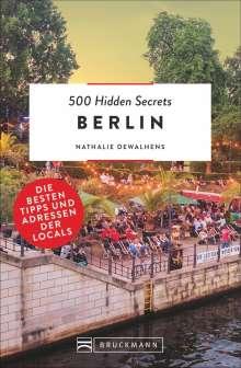Nathalie Dewalhens: 500 Hidden Secrets Berlin, Buch
