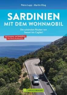 Petra Lupp: Sardinien mit dem Wohnmobil, Buch