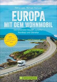 Michael Moll: Europa mit dem Wohnmobil, Buch