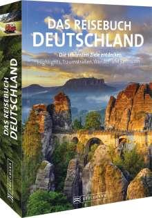 Britta Mentzel: Das Reisebuch Deutschland, Buch