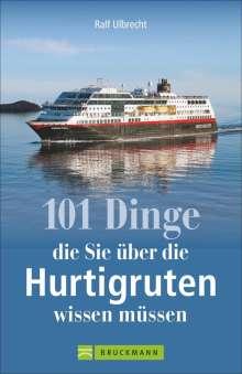 101 Dinge, die Sie über die Hurtigruten wissen müssen, Buch