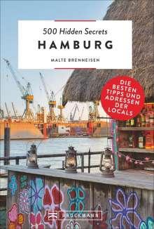 Malte Brenneisen: 500 Hidden Secrets Hamburg, Buch