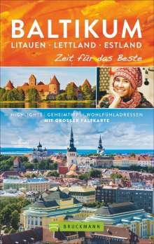 Lisa Arnold: Baltikum. Litauen - Lettland - Estland - Zeit für das Beste, Buch