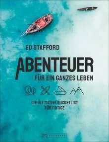 Ed Stafford: Abenteuer für ein ganzes Leben, Buch