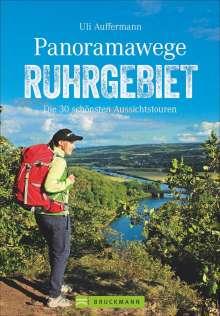 Uli Auffermann: Panoramawege Ruhrgebiet, Buch