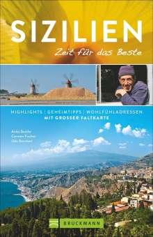 Anita Bestler: Sizilien - Zeit für das Beste, Buch
