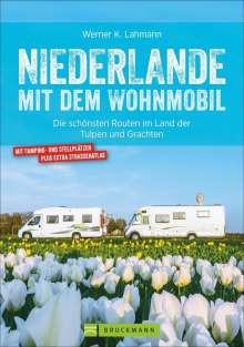 Werner Lahmann: Niederlande mit dem Wohnmobil, Buch