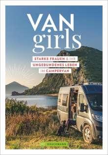 Mandy Raasch: Van Girls, Buch