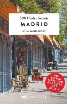 Anna-Carin Nordin: 500 Hidden Secrets Madrid, Buch