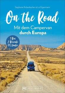 On the Road Mit dem Campervan durch Europa, Buch