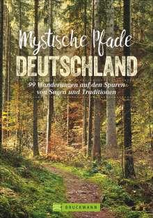 Antje Bayer: Mystische Pfade Deutschland, Buch
