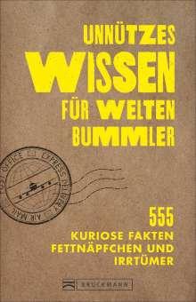Klaus Viedebantt: Unnützes Wissen für Weltenbummler, Buch