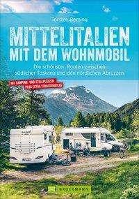 Torsten Berning: Mittelitalien mit dem Wohnmobil, Buch