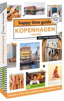 Amanda van den Hoven U. a.: happy time guide Kopenhagen, Buch
