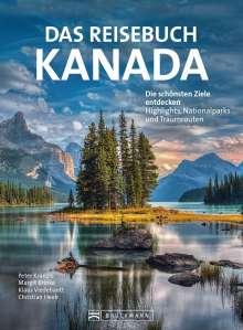 Peter Kränzle Und Margit Brinke: Das Reisebuch Kanada, Buch