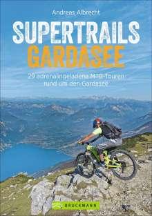 Andreas Albrecht: Supertrails Gardasee, Buch