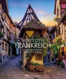 Klaus Simon: Secret Citys Frankreich, Buch