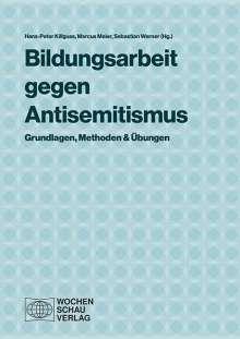 Bildungsarbeit gegen Antisemitismus, Buch