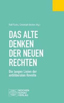 Kirsten Heinesohn: Das alte Denken der Neuen Rechten, Buch