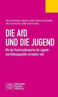 Benno Hafeneger: Die AfD und die Jugend, Buch