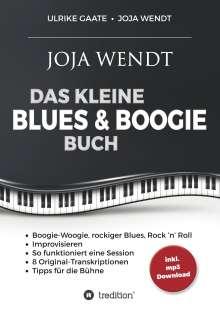 Ulrike Gaate: Das kleine Blues & Boogie Buch, Buch