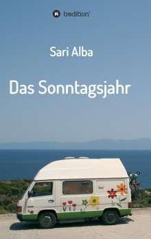 Sari Alba: Das Sonntagsjahr, Buch