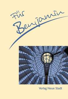 Stephan Schaefer: Für Benjamin, Buch