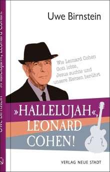 Uwe Birnstein: »Hallelujah«, Leonard Cohen!, Buch