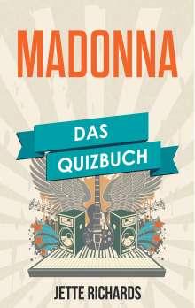 Jette Richards: Madonna, Buch