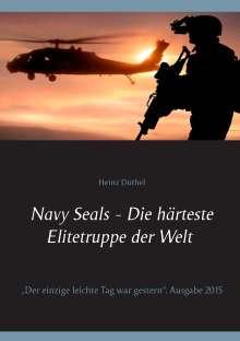Heinz Duthel: Navy Seals - Die härteste Elitetruppe der Welt II, Buch
