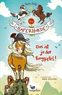 Suza Kolb: Die Haferhorde - Das ist ja der Ponygipfel! - Band 13, Buch