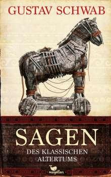 Gustav Schwab: Sagen des klassischen Altertums, Buch