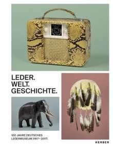 100 Jahre Deutsches Ledermuseum, Buch