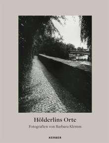 Hölderlins Orte, Buch
