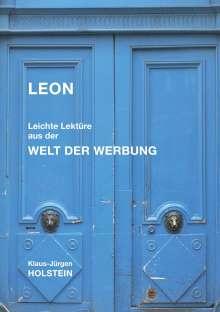 Klaus-Jürgen Holstein: Leon, Buch