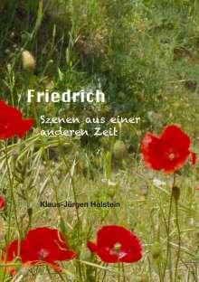 Klaus-Jürgen Holstein: Friedrich, Buch