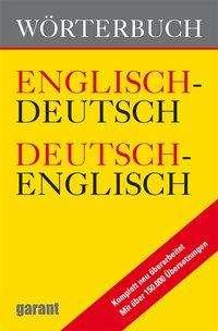 Wörterbuch Deutsch-Englisch, Englisch-Deutsch, Buch