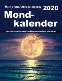 Mond 2020 - Abreißkalender, Diverse