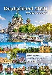 Deutschland 2020 Wochenkalender, Diverse