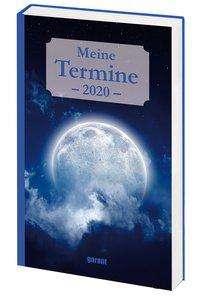 Terminkalender Mond 2020, Diverse
