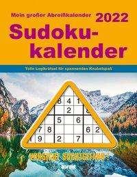 Sudoku 2022 Abreißkalender, Kalender