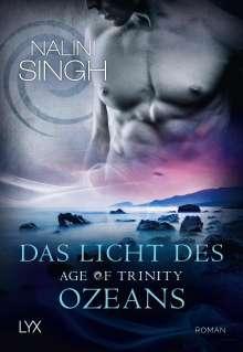 Nalini Singh: Age of Trinity 02 - Das Licht des Ozeans, Buch