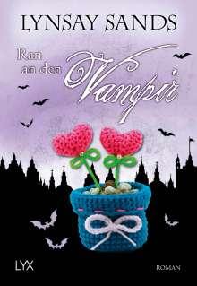 Lynsay Sands: Ran an den Vampir, Buch